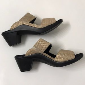 Romika Mokassetta 315 Block Heel Sandal